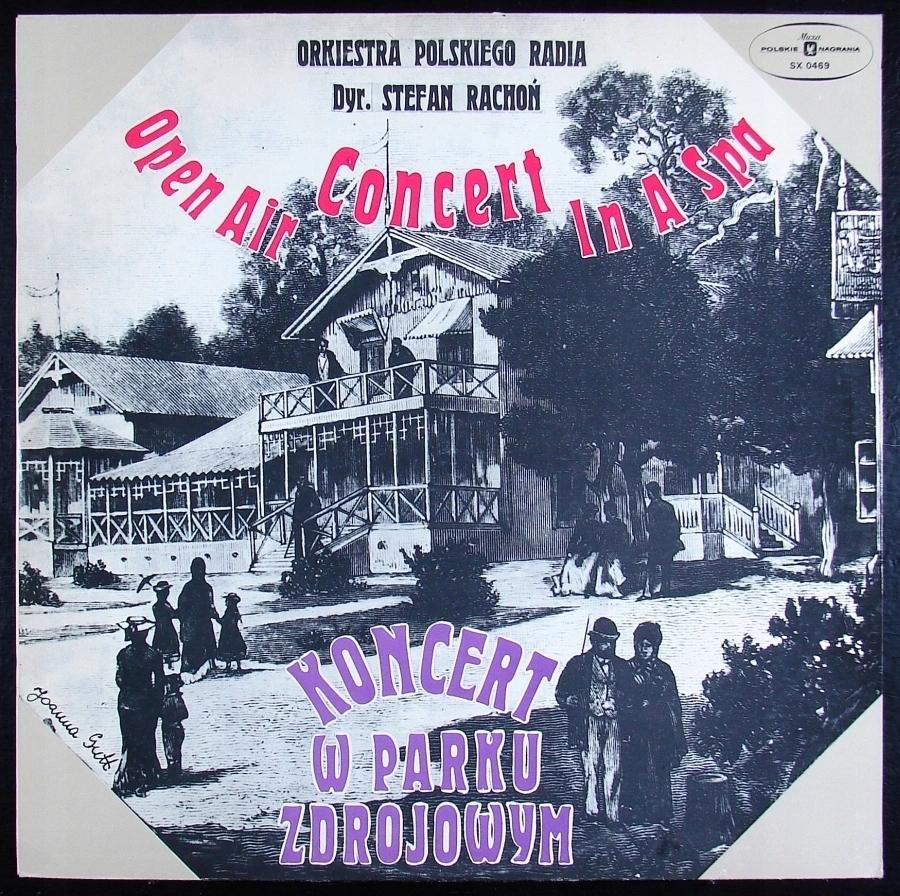 STEFAN RACHOŃ - Koncert w Parku Zdrojowym