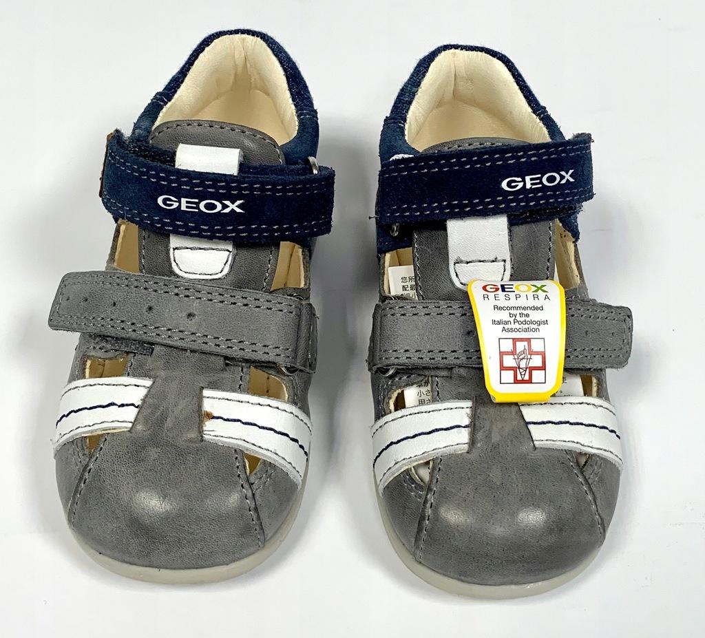 Geox sandał chłopięcy rozmiar 19