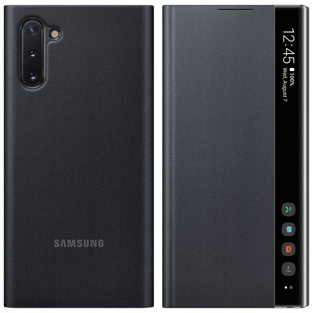 ETUI EF-ZN970 do SAMSUNG Note 10 Clear View