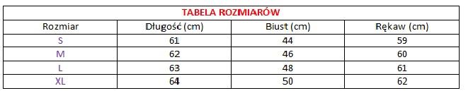 KOSZULA DAMSKA W PASKI Z FALBANAMI ROZ.S WYS.24H  LAZkR