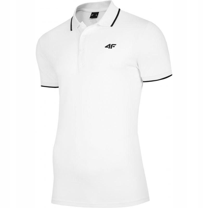 Koszulka 4F M NOSH4-TSM009 Biały