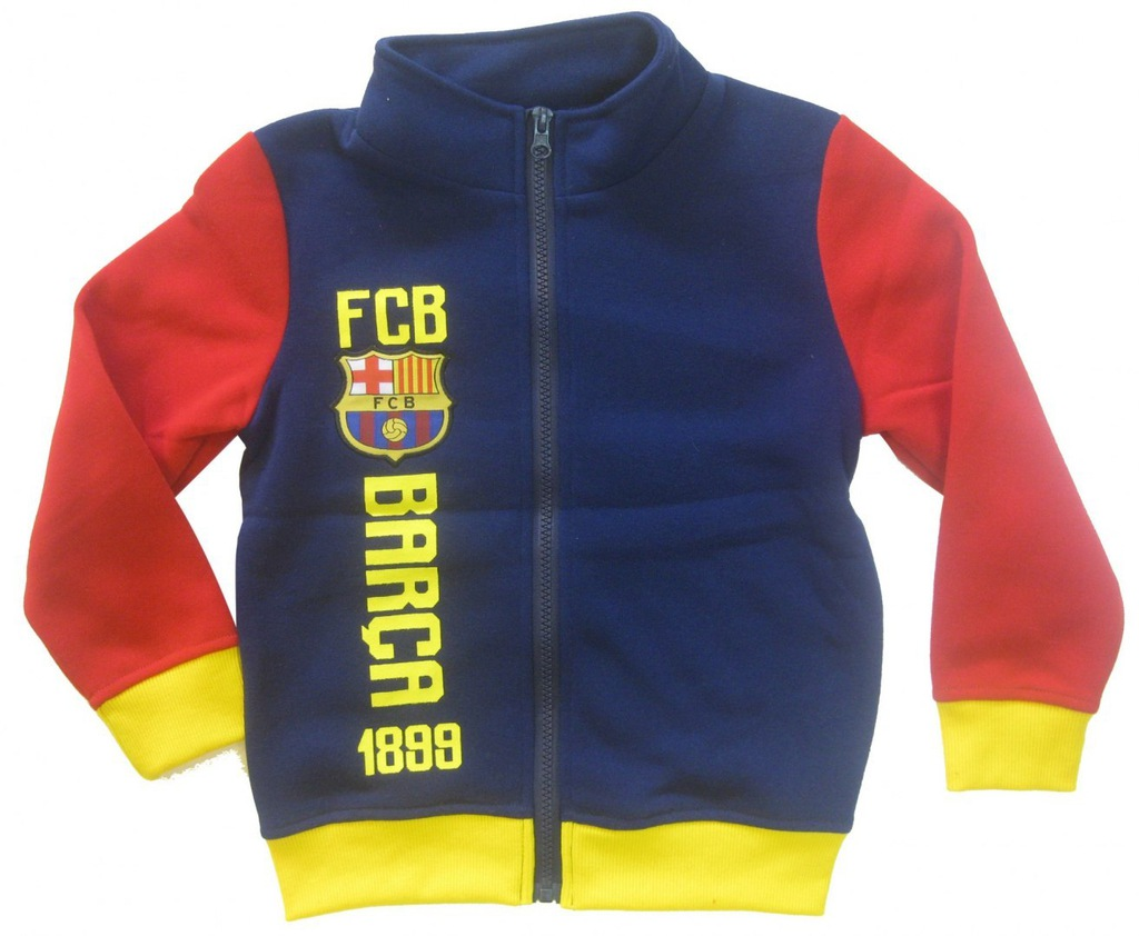 Bluza rozpinana FC Barcelona : Rozmiar: - 104