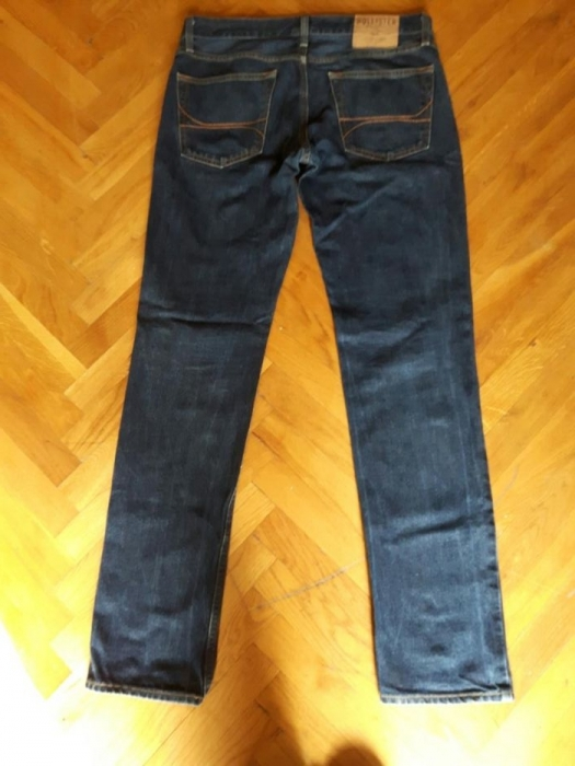 Hollister-jeansy- 32/32