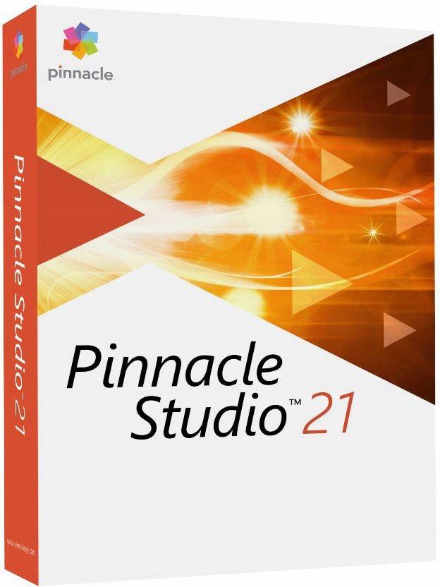 Pinnacle Studio 21 Standard PL BOX
