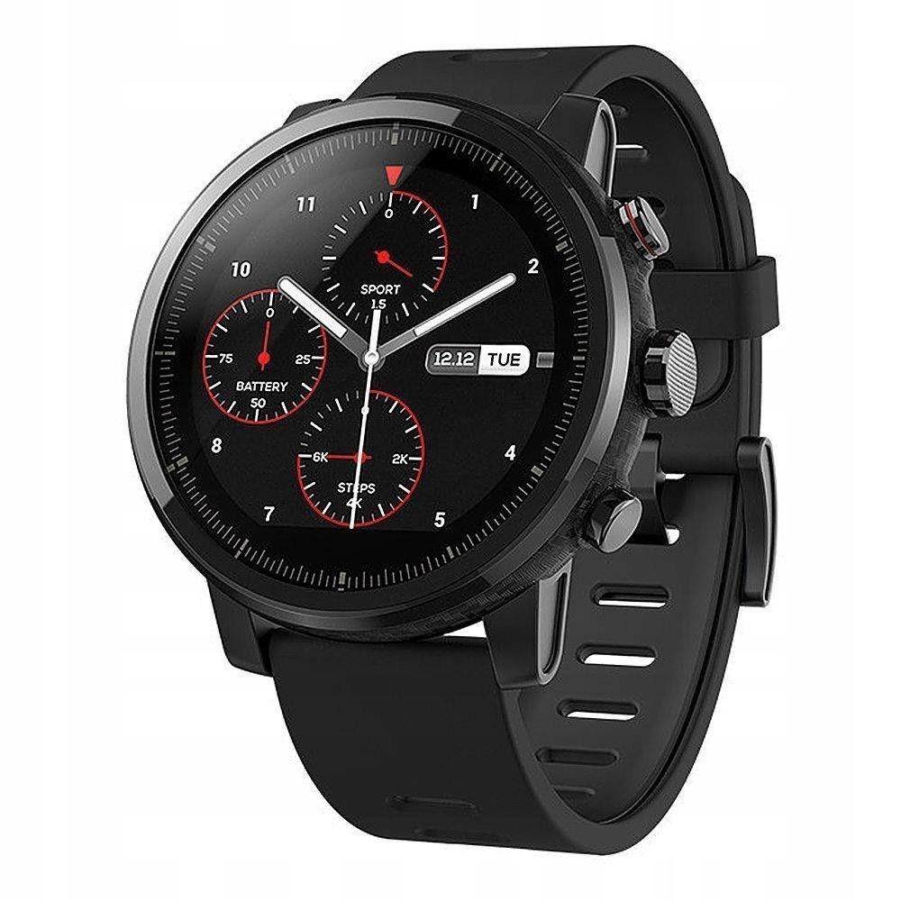 Smartwatch Xiaomi AMAZFIT Pace 2 Stratos Black