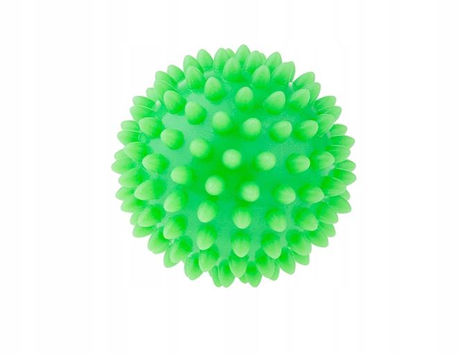 TULLO Piłka Sensoryczna Jeżyk do masażu 6.6 cm