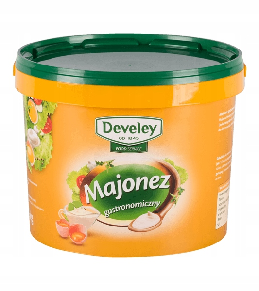 Majonez DEVELEY PREMIUM 3 KG