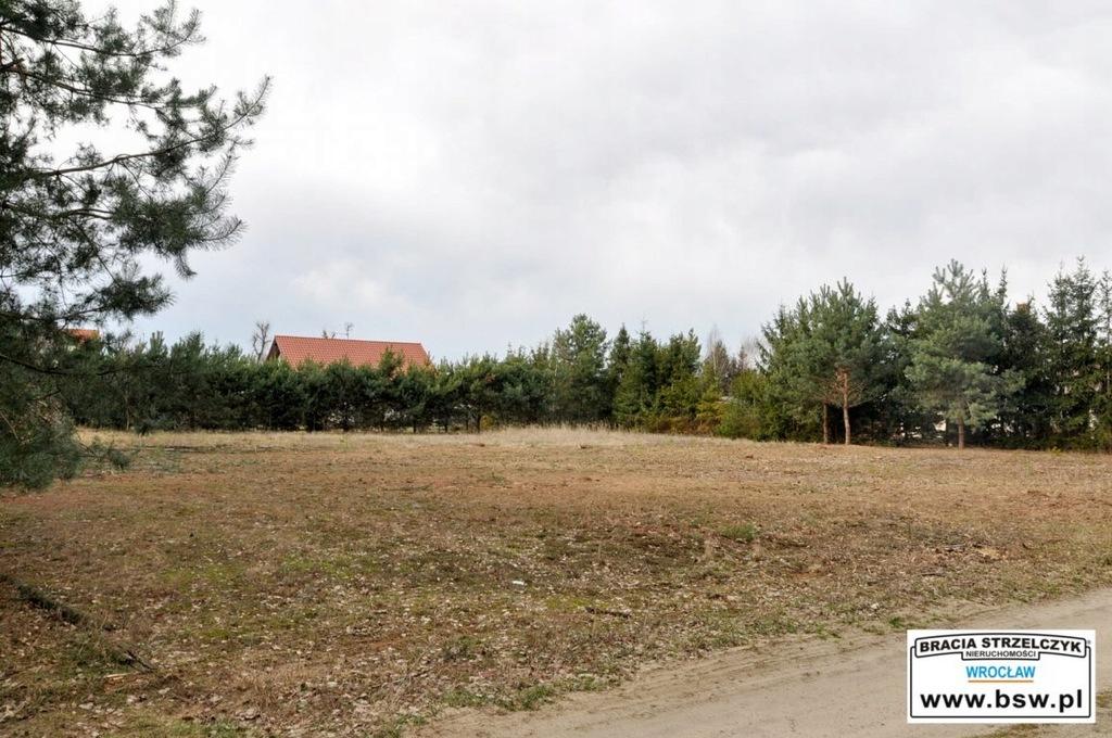 Działka, Malerzów, Dobroszyce (gm.), 1491 m²