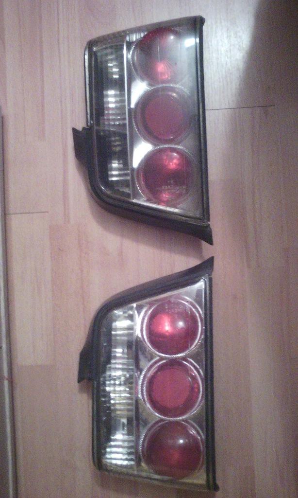 LAMPY BMW E36 M pakiet Lampa tył P i L 2 szt. kpl.