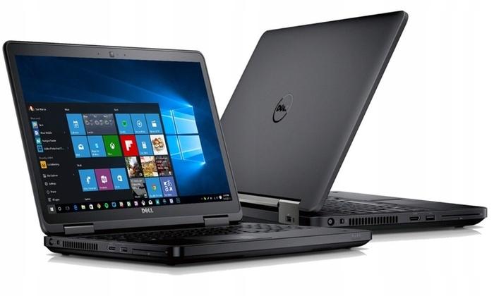 Dell E5440 i5 8GB 240SSD podświetlana klaw. Win10