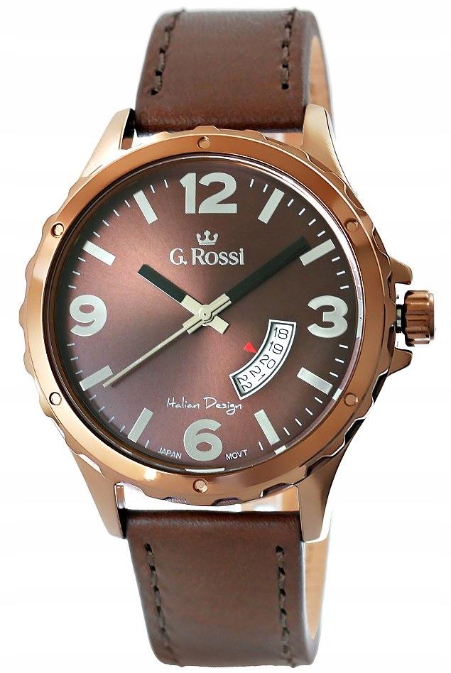 Zegarek Męski GINO ROSSI 10273A-2B1