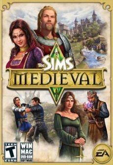The Sims Sredniowiecze Klucz Origin 7638945077 Oficjalne Archiwum Allegro