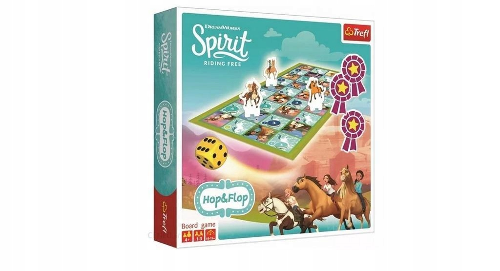 SPIRIT HOP&FLOP TREFL