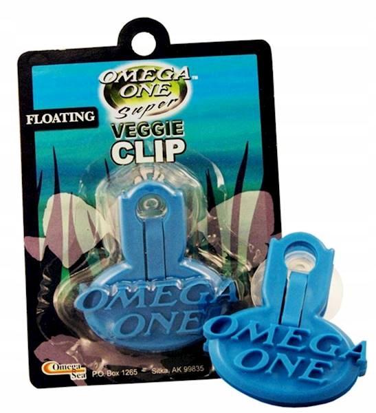Omega One Super Veggie CLIP klips do glonów alg