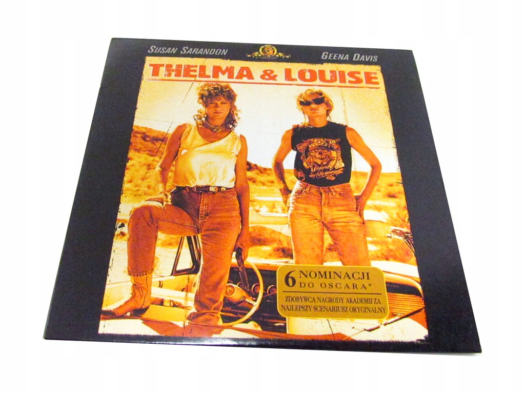 Thelma & Louise DVD
