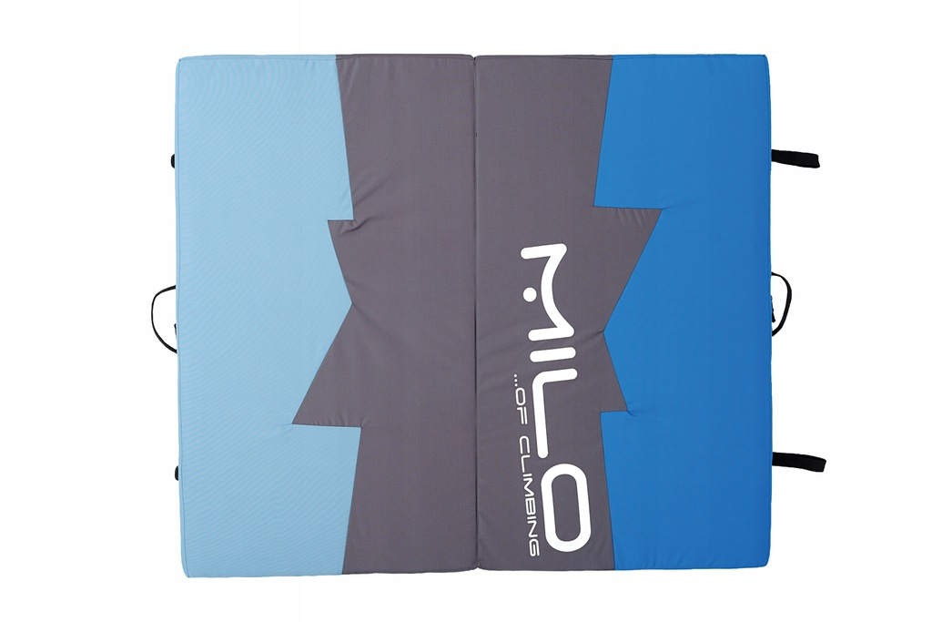 CRASH PAD MILO BLUE