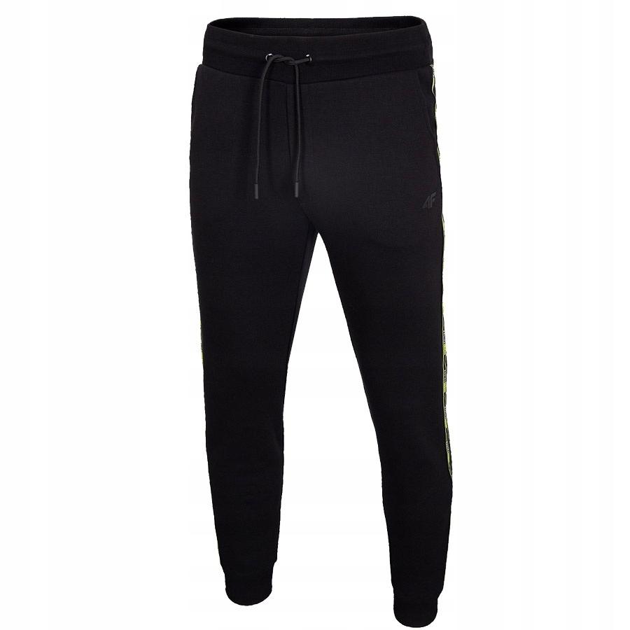Spodnie 4F H4L20-SPMD012 20S czarny M!
