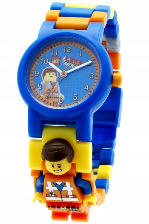 Oryginalny zegarek LEGO - nowy!