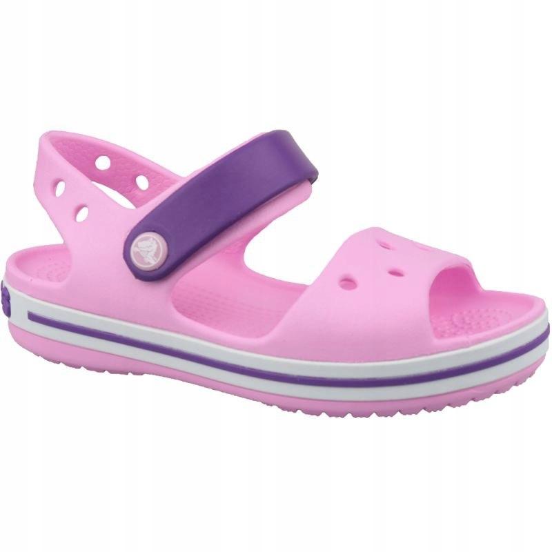 Sandały Crocs Crocband Sandal Kids 12856-6AI