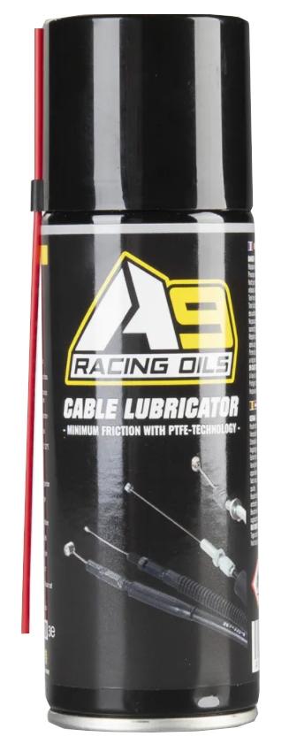 Spray do linek A9 PTFE suchy