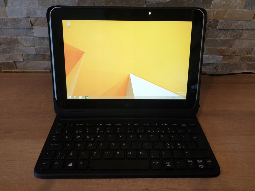 Elitepad 900 64GB plus klawiatura HP (5)