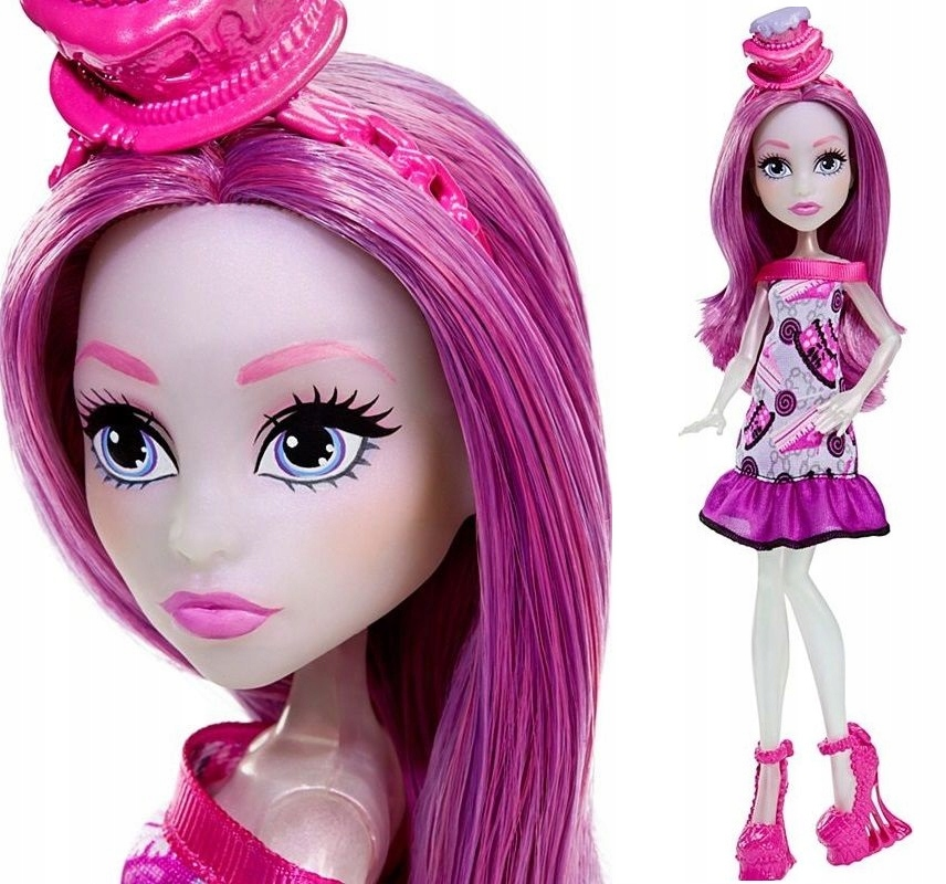 Lalka Ari Hauntington Monster High Slodki Urodziny 8913424614 Oficjalne Archiwum Allegro