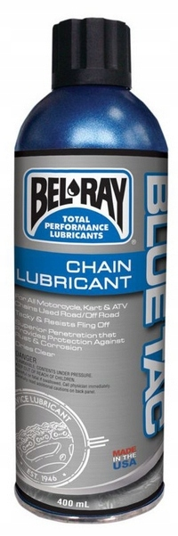 Smar do łańcucha BEL-RAY BLUE TAC CHAIN LUBE 400ml