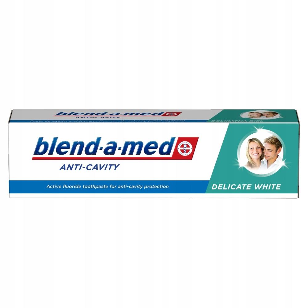 Pasta do zębów blend-a-med delicate white 100ml