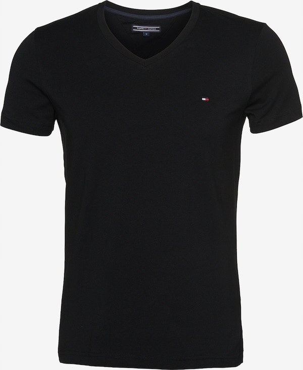 Koszulka męska Tommy Hilfiger Slim Fit r. S