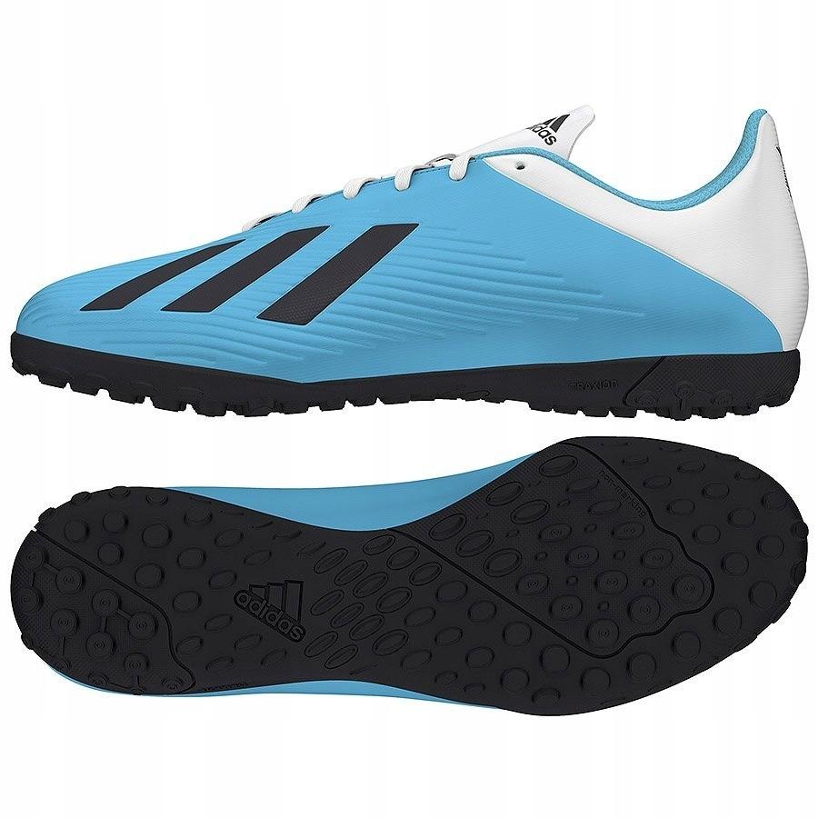 Buty Piłkarskie adidas X 19.4 turfy orlik 45 1/3