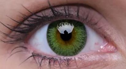 Soczewki Kolorowe Colourvue _Yellow-Green___ -2,75