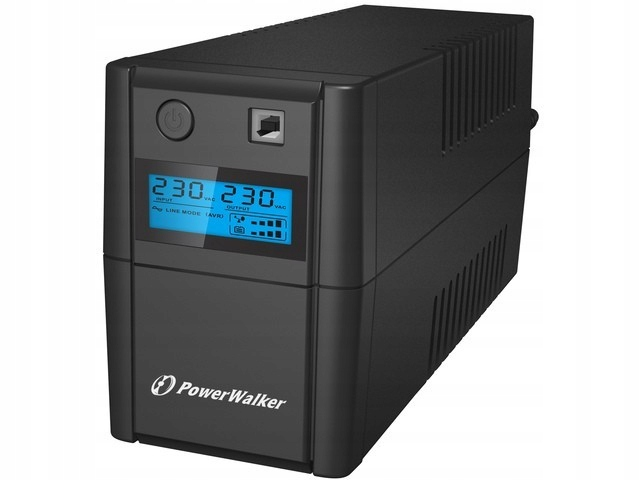 PowerWalker UPS LINE-INTERACTIVE 850VA RJ11