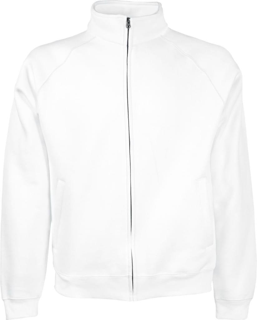 Bluza męska rozpinana FOTL F460 Biała M