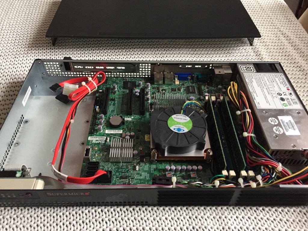 Supermicro I3-2100 8GB ram GWARANCJA / FV23%