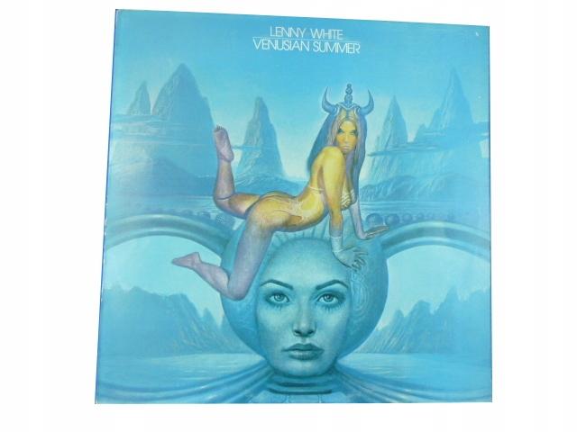 Lenny White - Venusian Summer /LP