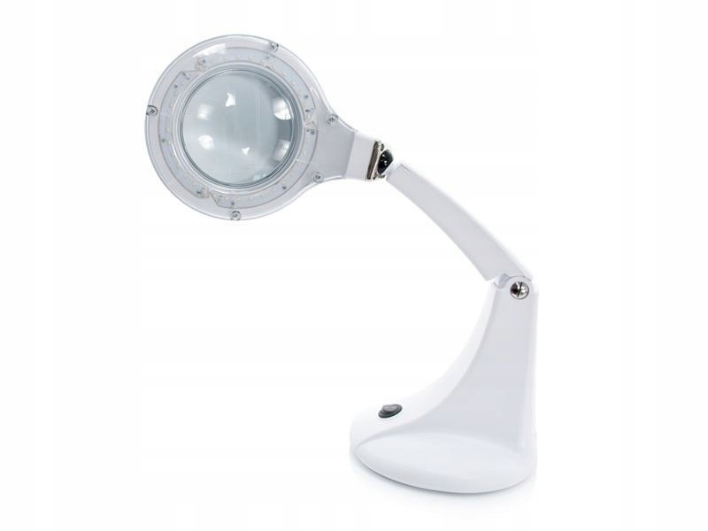 LAMPA LUPA ELEGANTE MINI 30 LED na biurko