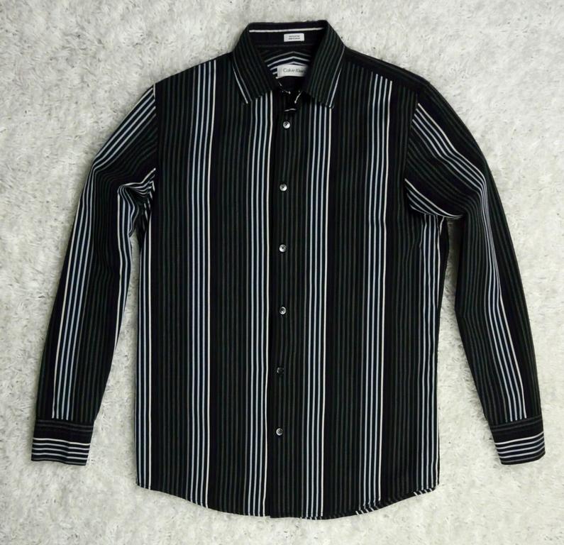 CALVIN KLEIN koszula - S paski