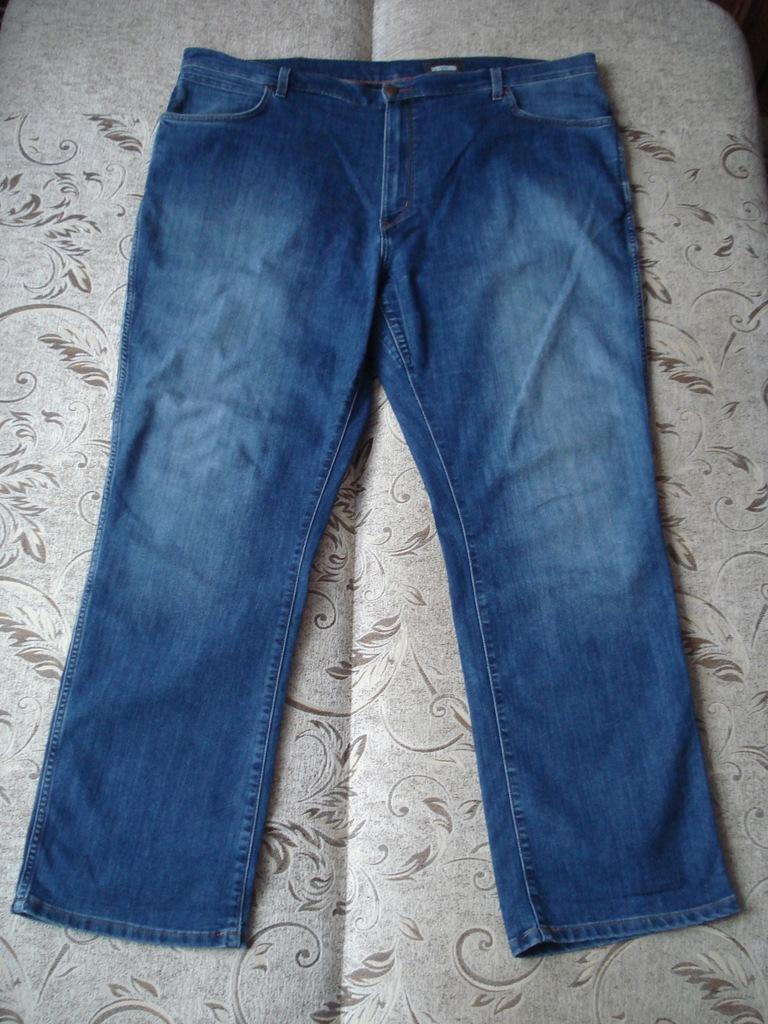 Spodnie Wrangler Texas Stretch W44 L32 pas 114-120