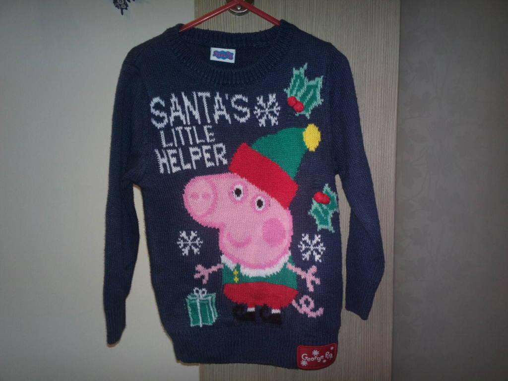 Sweter Peppa Pig, 98-104