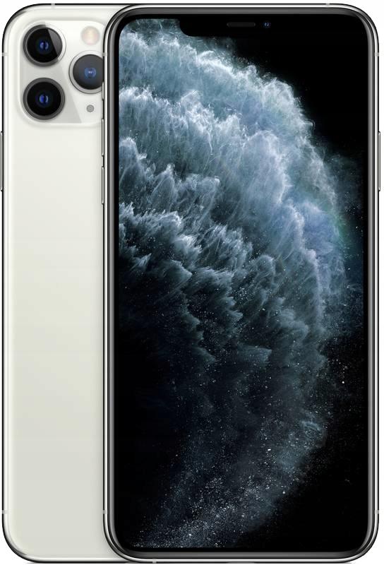 Apple iPhone 11 Pro Max 256 GB Srebrny (Silver)