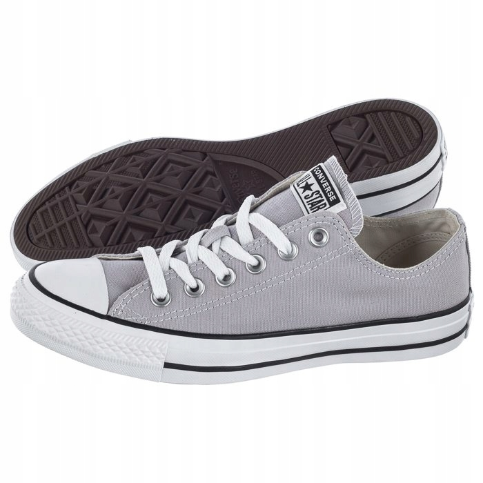 Buty Damskie Converse CT All Star OX 163355C Szare