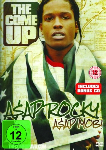 DVD Asap Rocky Asap Mob: The.. -Dvd+Cd-