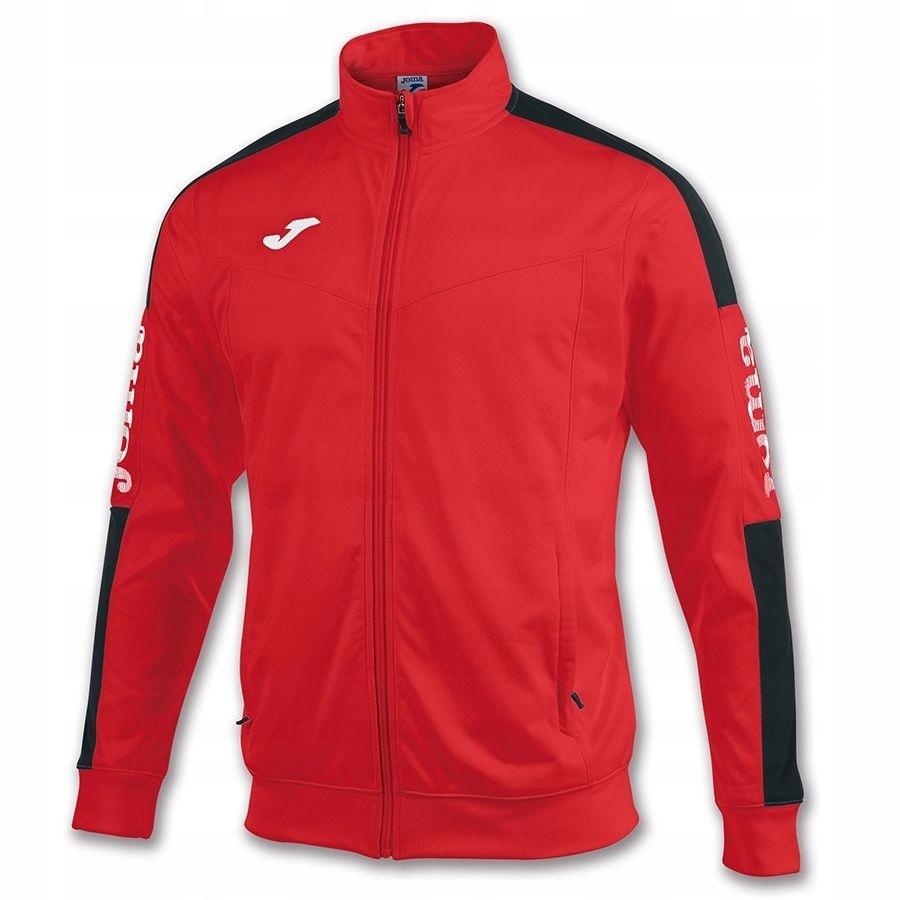 Bluza Joma Champion IV 100687.601 M czerwony