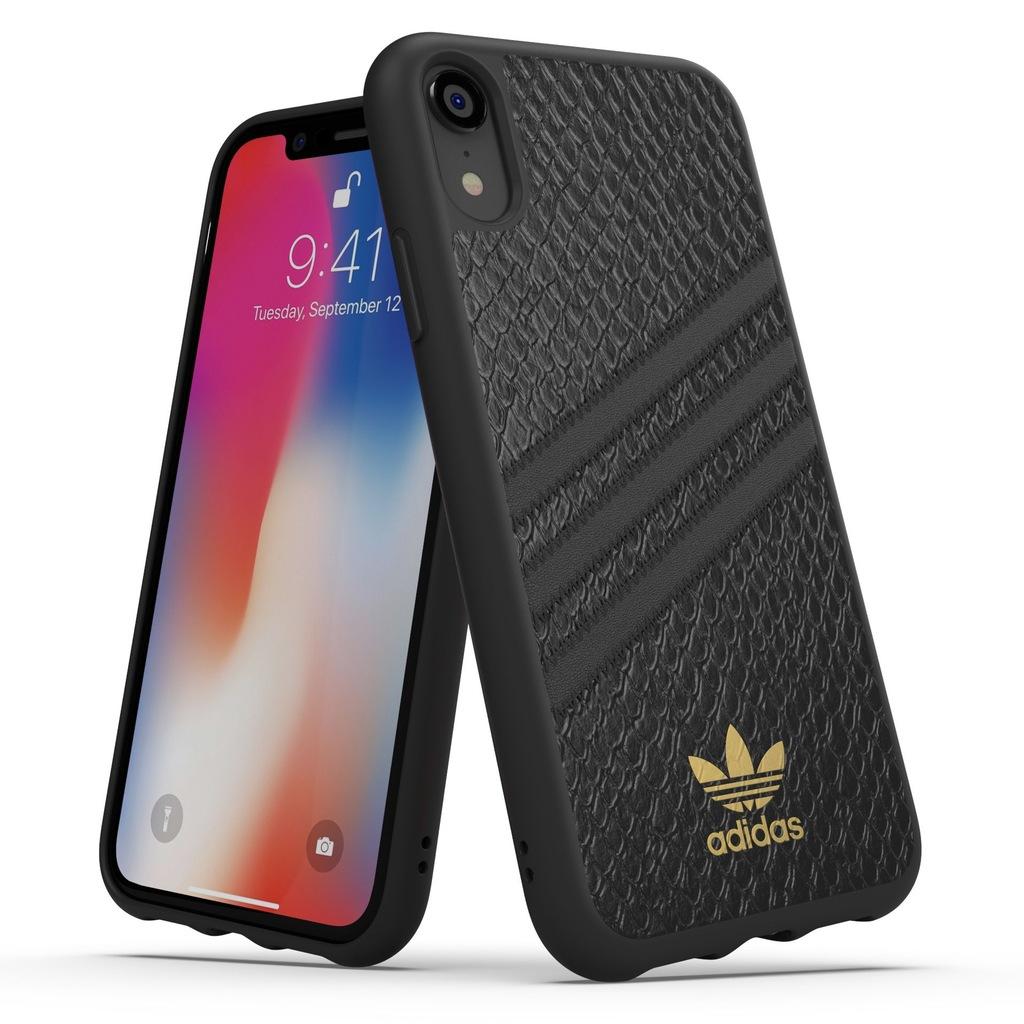 Adidas Firmowa Obudowa Silikon Case Etui Iphone Xr 7672862896 Oficjalne Archiwum Allegro