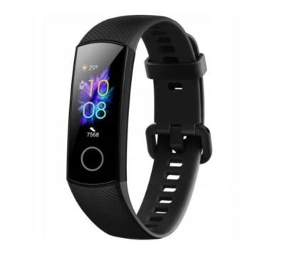 Czarny Smartband HONOR Band 5 WR50 Bluetooth