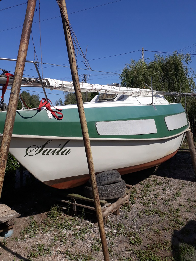 Jacht żaglowy URSA 660