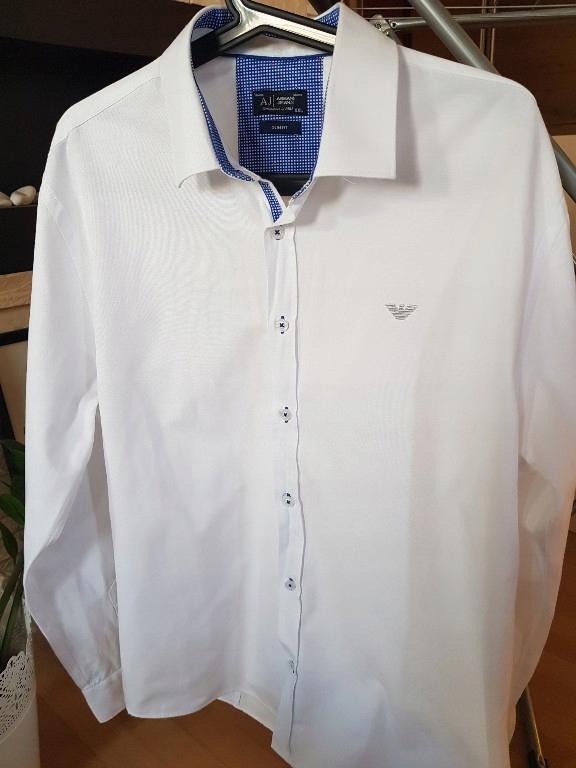 Koszula Armani Jeans r. XXL promocja od 1 zł