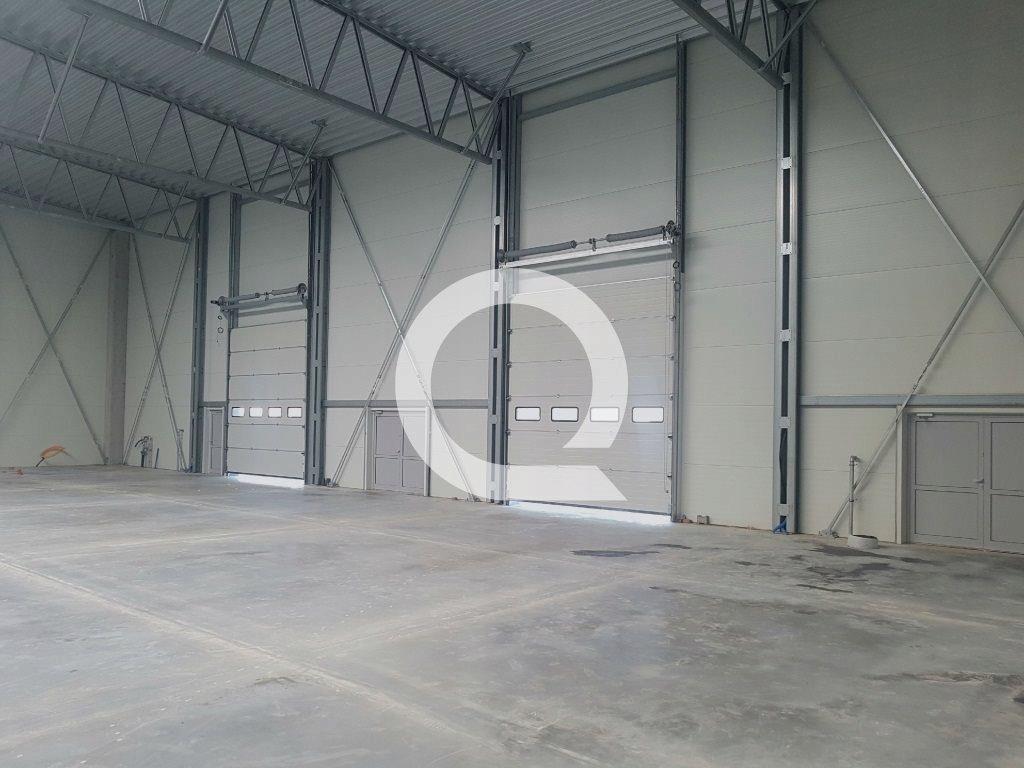 Komercyjne, Pruszcz Gdański, 989 m²
