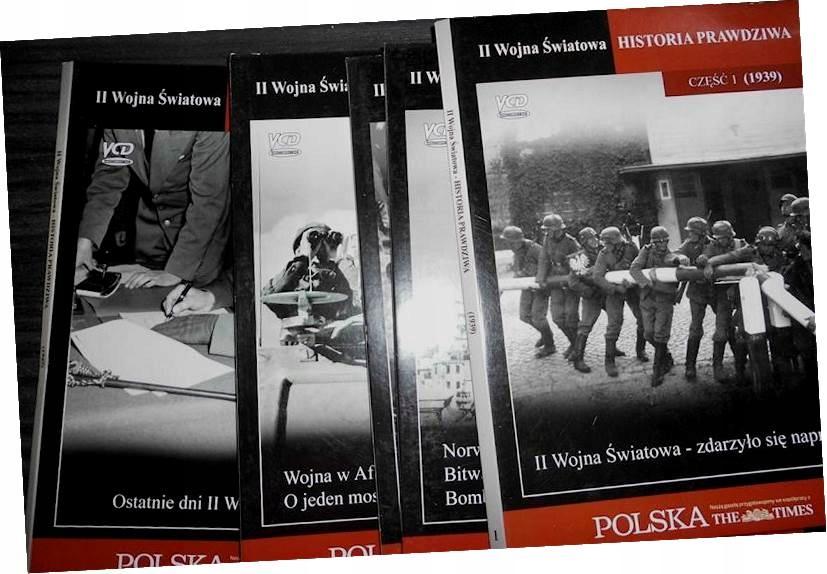 II wojna światowa historia prawdziwa 5 części