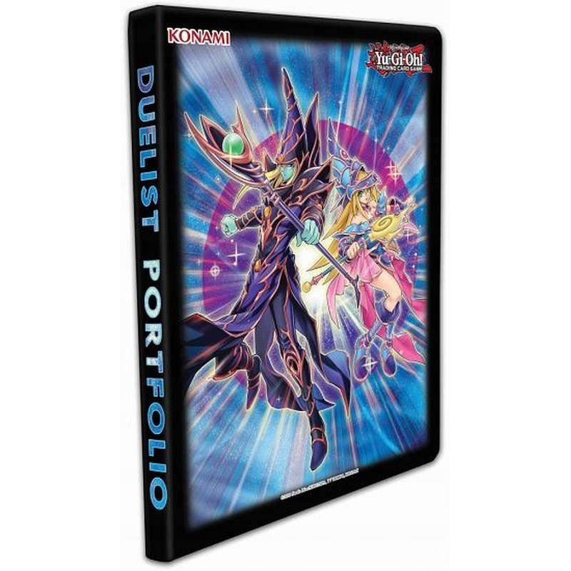 Album Konami 9-Pocket Duelist Dark Magicians